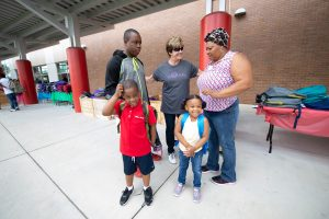 ESTHER Back 2 School Event 2018