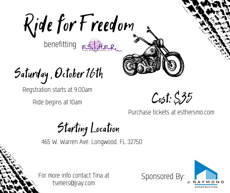 Ride for Freedom